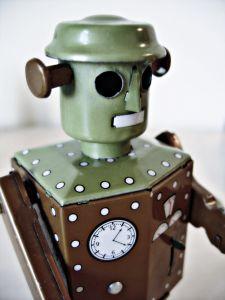 50s Robot
